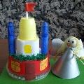 Замок для феечки