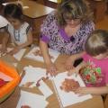Дидактическая игра для детей старшего возраста по ИЗО-деятельности «За всякое дело берись умело!»