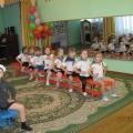 Спортивное развлечение «Мы-моряки» в старшей группе ко Дню защитника Отечества