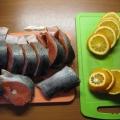 Готовим рыбу в фольге. Рецепт