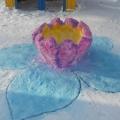 Фигуры из снега своими руками для детского сада фото