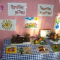 Творческая выставка посвященная Дню матери: «Мамины руки не знают скуки»