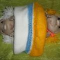 Развивающая игрушка— кукла-перевертыш «Времена года»