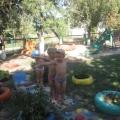 Летняя работа с детьми в ДОУ