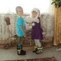 Окружной конкурс «Арт-Валенки и рукавички»