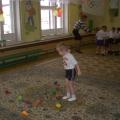 Конспект развлечения по физическому воспитанию в средней группе «Собираем урожай».