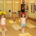 Конспект физкультурного занятия «Здоровые спинки»