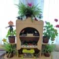 Хороши цветы у нас в садочке!