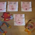 Дидактическая игра «Придумай и собери портрет»