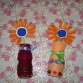 Эти разные цветы. Подарки из ниток для мам и бабушек