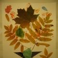 Осенний натюрморт (коллаж)— мастер-класс