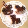 Новогодние поделки «Лошадки»