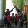 Фотоотчет осеннего праздника «Ярмарка» для детей старшего дошкольного возраста