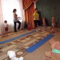 Развитие познавательной активности детей раннего возраста на занятии по физкультуре «Цветные платочки»