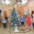 Интегрированная НОД с детьми раннего дошкольного возраста «Скоро Новый год»