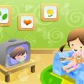 Современной маме. Ребенок и телевизор