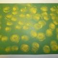 Конспект занятия по нетрадиционному рисованию во 2 младшей группе: «Одуванчики-цветы, словно солнышко, желты»
