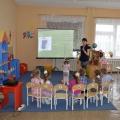 Интегрированное занятие во второй младшей группе «В стране Светофории»