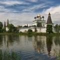 Прогулка по Иосифо-Волоцкому монастырю