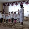 «Верные помощники— органы чувств». Познавательное занятие в подготовительной группе