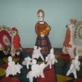 «Веселые игрушки из Вятской деревушки» (круглый стол). Цель. Организовать досуг родителей совместно с детьми посредством игр