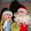 Выставка «Дед Мороз и Снегурочка»