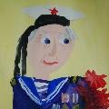 «Война и Победа» в детских рисунках