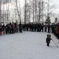 На лыжи всей семьёй