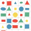 Дидактическая игра «Сенсорная таблица» для детей старшего дошкольного возраста