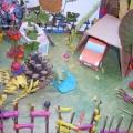 Выставка сотворчества «Осень золотая» (дети, родители, воспитатели)