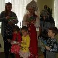 Сценарий конкурса чтецов для дошкольников