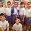 Фоторепортаж «Открытие малых Олимпийских игр в детском саду «Снежинка»