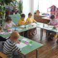 Конспект образовательной деятельности в старшей группе на тему: «Роспись дымковской игрушки»