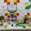 Совместная с родителями и детьми выставка «Дары осени».