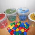 Дидактическая игра для детей 2–3 лет «Какого цвета?»