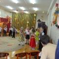 Открытое развлечение во второй младшей группе «Осень золотая»