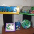 Поделки для уголка природы в детском саду