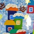 «Наш снежный городок». Подарок к Дню рождения города
