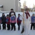Сценарий зимнего спортивного праздника «Малые Беломорские игры»