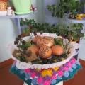 «Осенние фантазии». Выставка поделок детского и семейного творчества из природных материалов