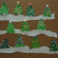 Елка, елка— красота!!! (открытки, поделки)