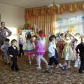 Заметка в местную газету «Праздник в детском саду»