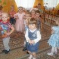 Осеннее развлечение для детей младшей группы