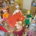 Игра-драматизация во второй младшей группе детского сада