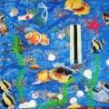 Развивающий коврик «На дне моря»