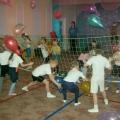 Спартакиада «Веселый стадион» (подготовительная к школе группа)