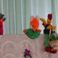Стихотворение для детей младшей группы «Кукольный театр»