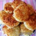 Картофельные лепёшки (драники)