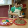 Консультация для родителей и воспитателей «Песочная терапия»