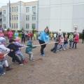 Сценарий спортивного праздника на улице в День знаний для детей средней, старшей и подготовительной групп